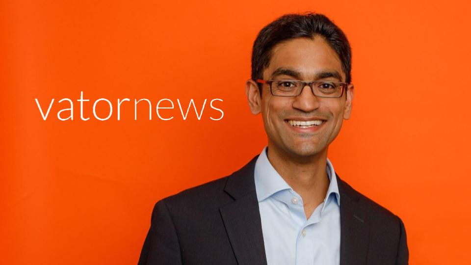 Clover Health's Chief Scientific Officer, Kumar Dharmarajan on VatorNews podcast