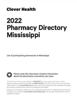 Todos los planes de Mississippi