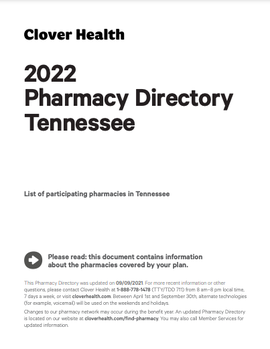 All Tennessee plans