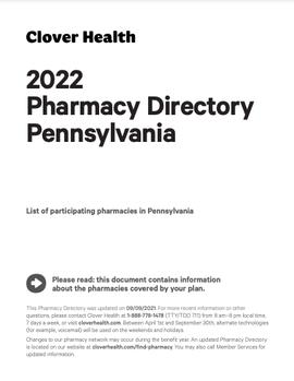 All Pennsylvania plans