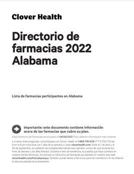 Todos los planes de Alabama