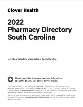 All South Carolina plans
