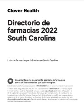 Todos los planes de South Carolina